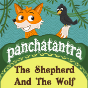 Panchatantra: The Shepherd And The Wolf