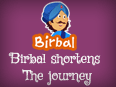 Akbar Birbal: Birbal Shortens The Journey