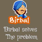 Akbar Birbal: Birbal Solves The Problem