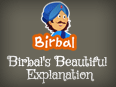 Akbar Birbal : Birbal's Beautiful Explanation