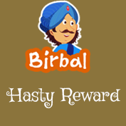 Akbar Birbal: Hasty Reward