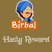 Akbar Birbal: Hasty Reward