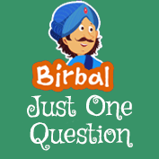 Akbar Birbal: Just One Question