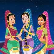 Vikram Betaal: The Three Sensitive Queens