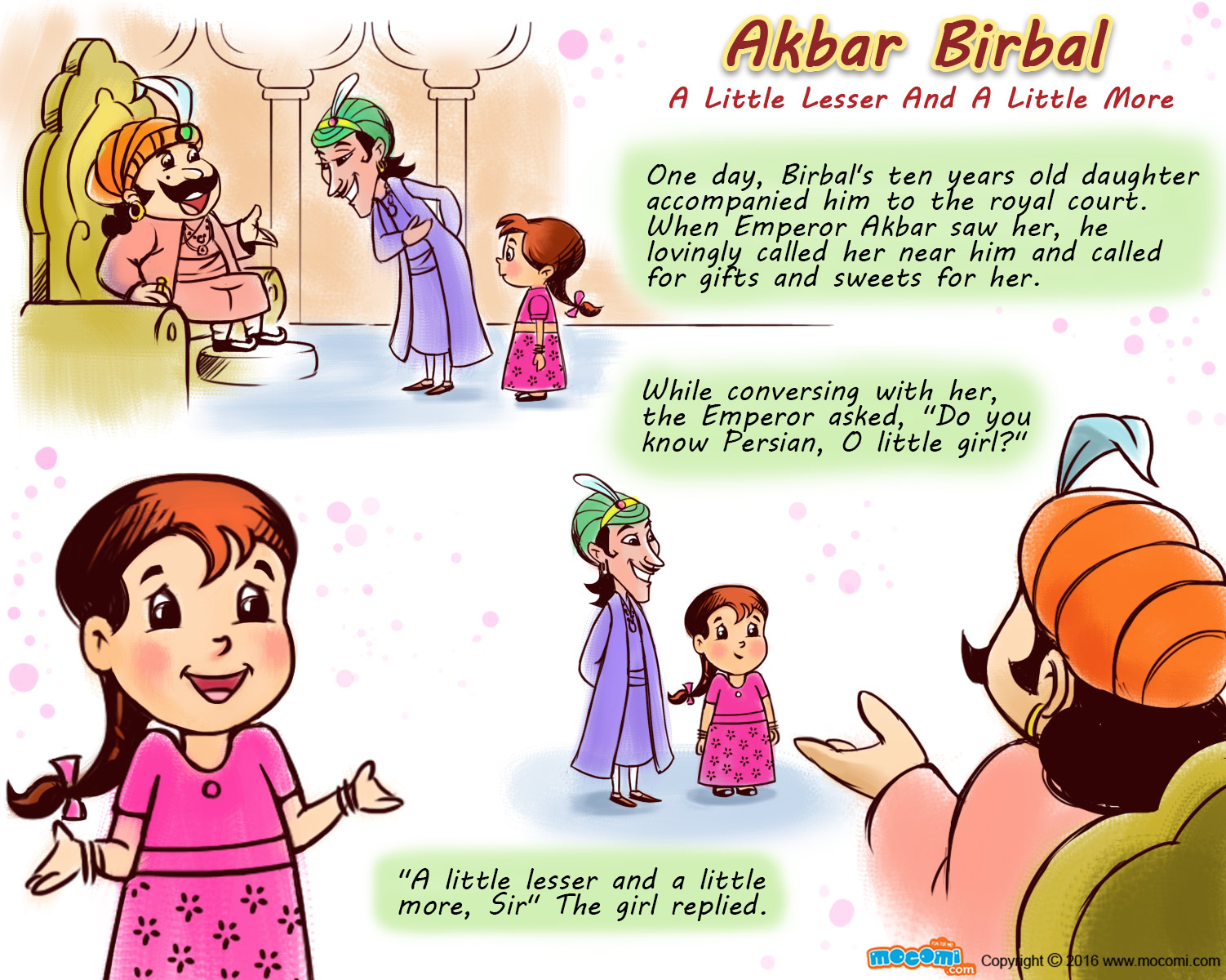 story of akbar and birbal An article about how lessons from akbar and birbal stories will make you a smarter person at workplace.