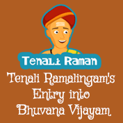 Tenali Ranan and the great Pundit - Tenali Raman Stories | Mocomi
