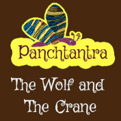 Panchatantra: The Wolf and The Crane