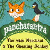 Panchatantra: The wise Merchant And The Cheating Donkey