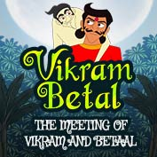 Vikram Betaal: The Meeting Of Vikram And Betaal