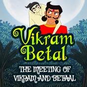 Vikram Betaal: The Meeting Of Vikram And Betaal