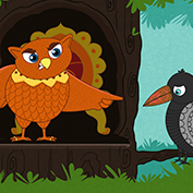 The Monkey And The Drum - Panchatantra Stories for Kids | Mocomi