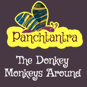 Panchatantra: The Donkey Monkeys Around