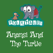 photograph regarding Printable Anansi Stories named Anansi And The Turtle - African People Stories for Small children Mocomi