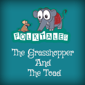 Indian Folk Tales: The Grasshopper And The Toad