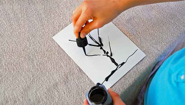 Summer Tree Craft