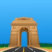 India Gate Facts