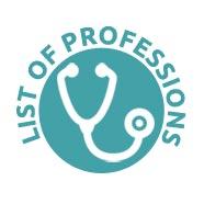 List of Professions