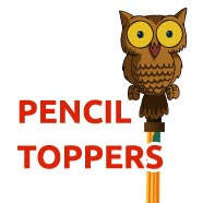 Pencil Toppers – Printables For Kids 02