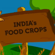 Food Crops of India