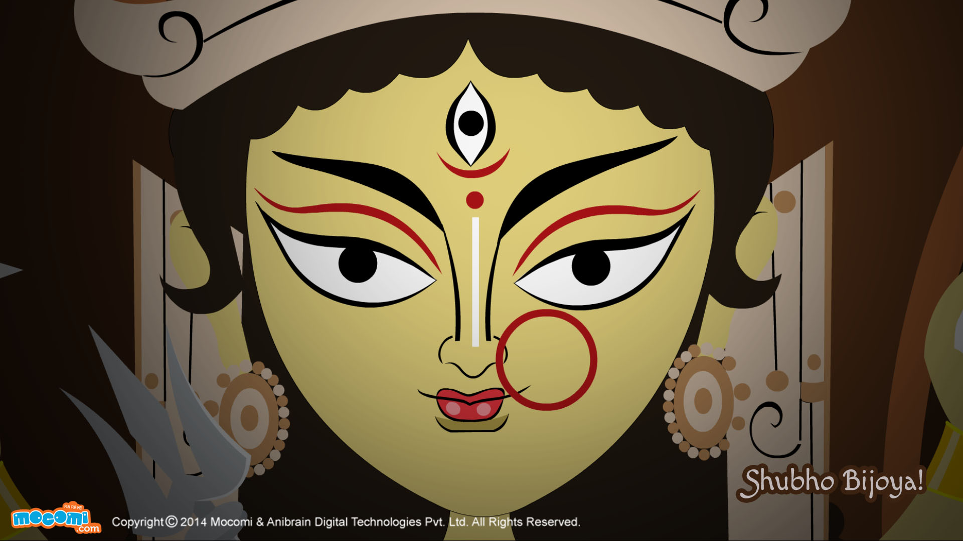 Navratri Wallpaper 7