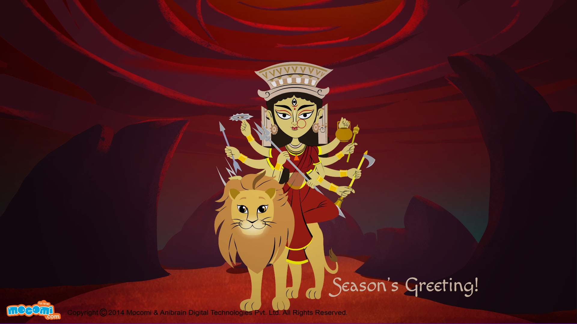 Navratri Wallpaper 9