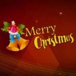 Merry Christmas- Bells