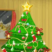 Decorate your Christmas Tree Game