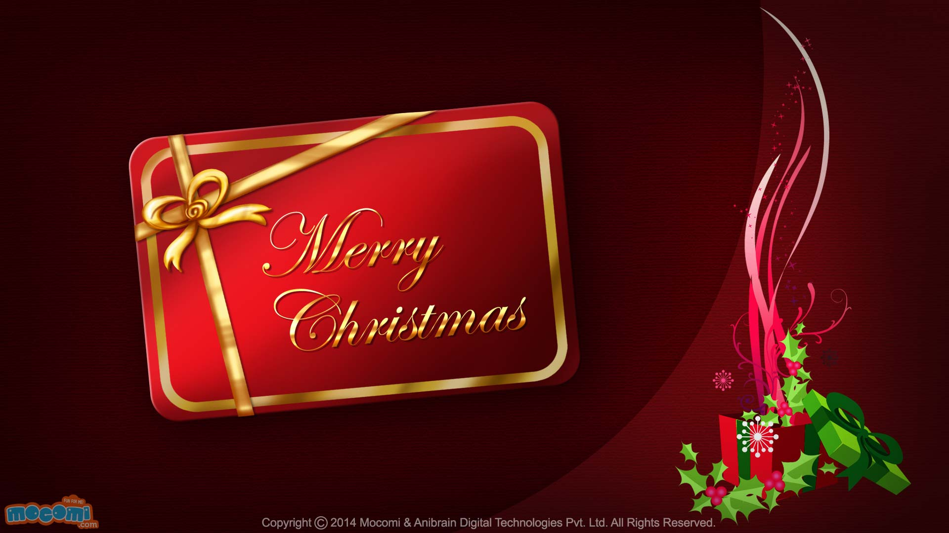 Merry Christmas- Gifts