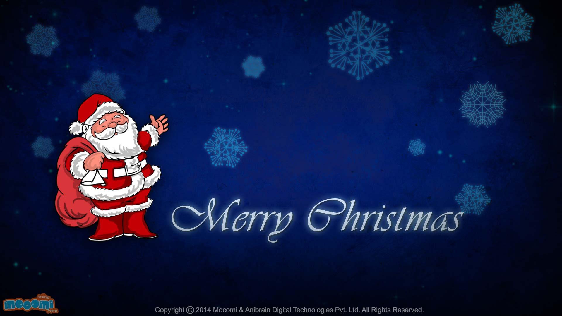 Merry Christmas- Happy Santa