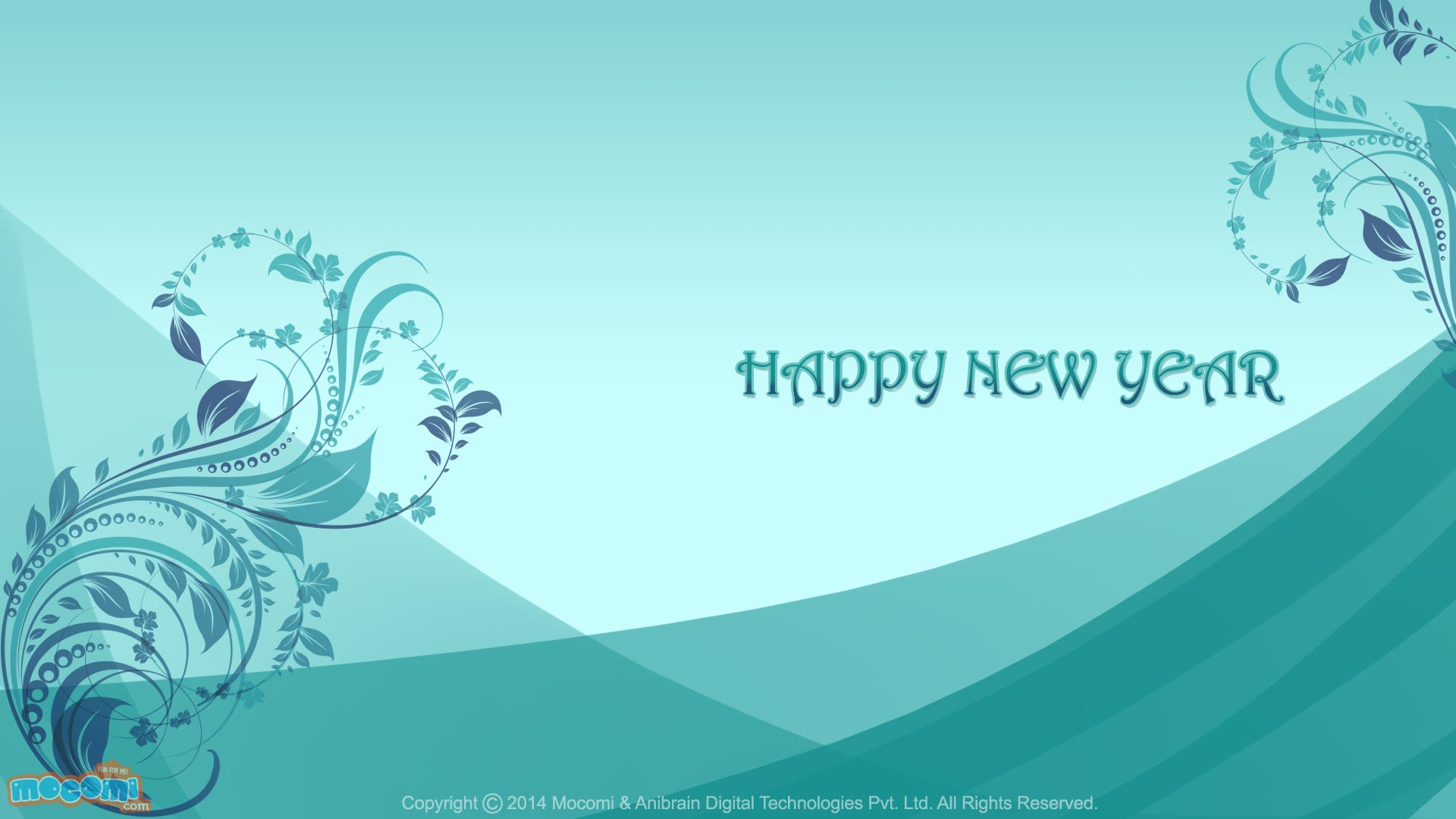 Happy New Year Wallpaper- 2