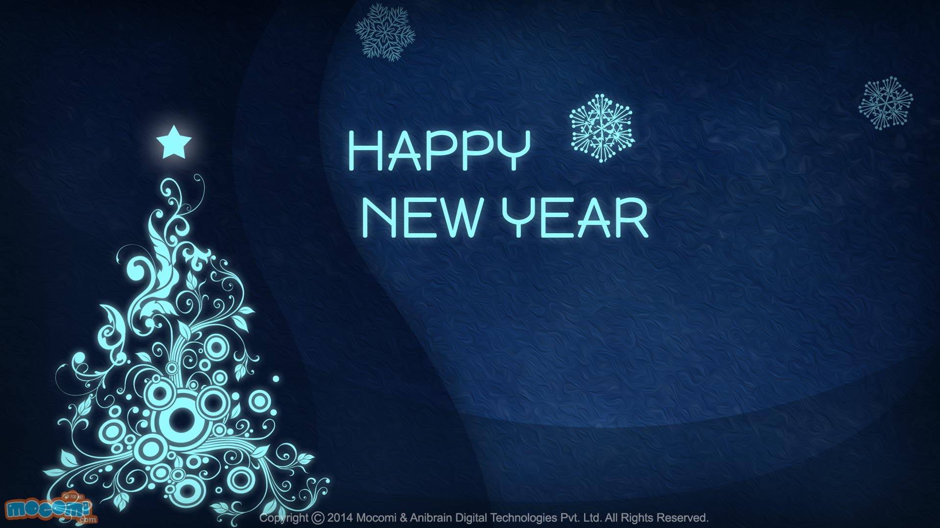 Happy New Year Wallpaper- 3