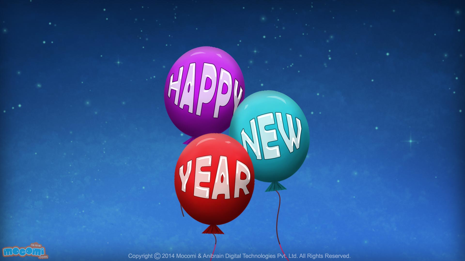 happy new year wallpaper 4