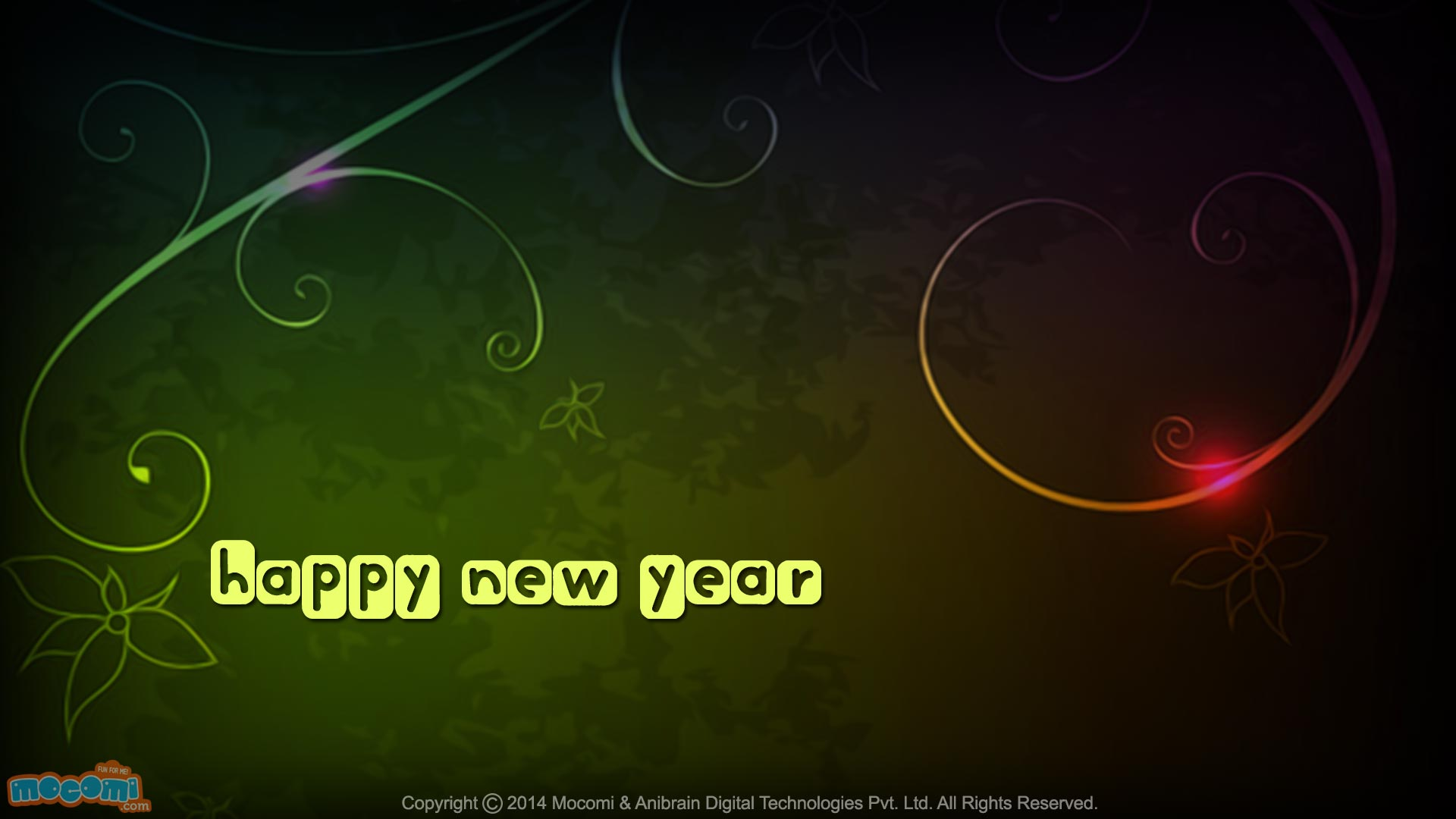 Happy New Year Wallpaper- 6
