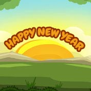 Happy New Year Wallpaper- 7