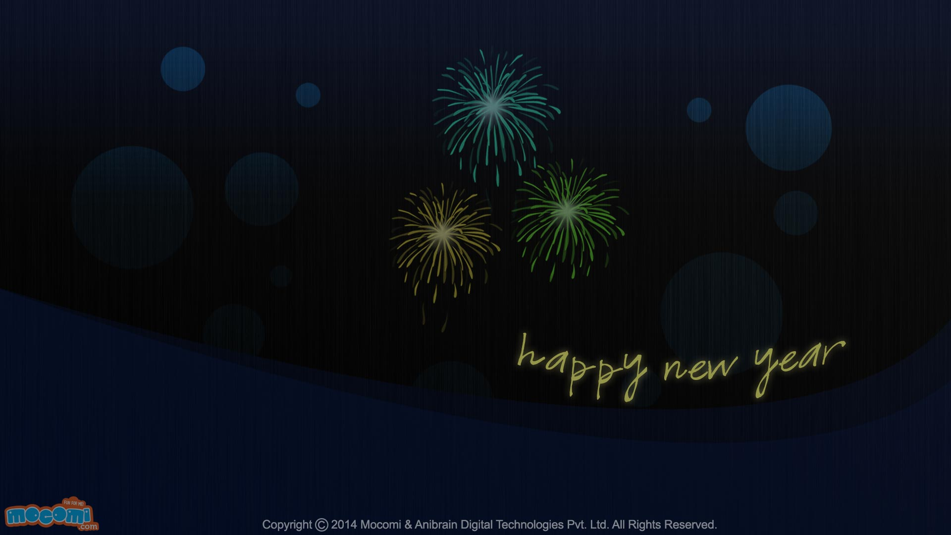 Happy New Year Wallpaper- 8