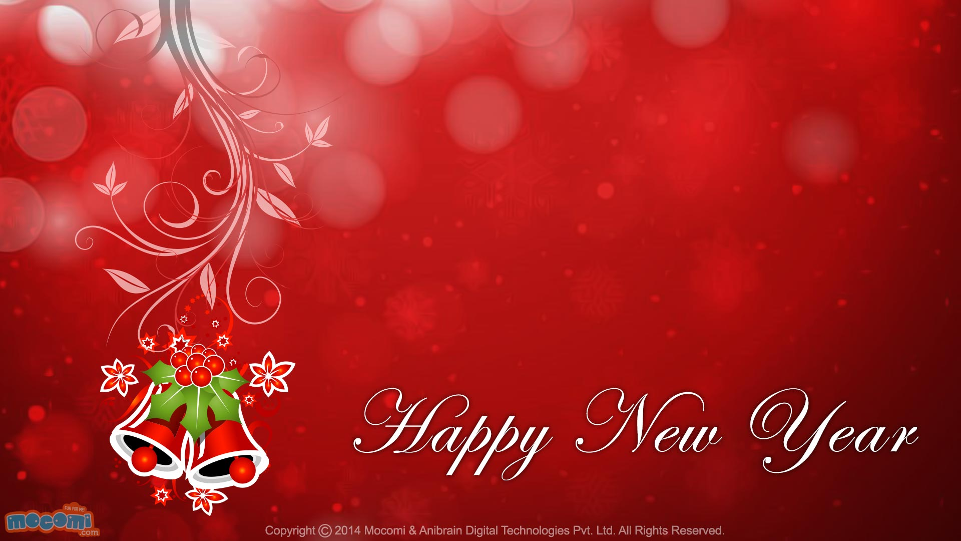 Happy New Year Wallpaper- 13. «