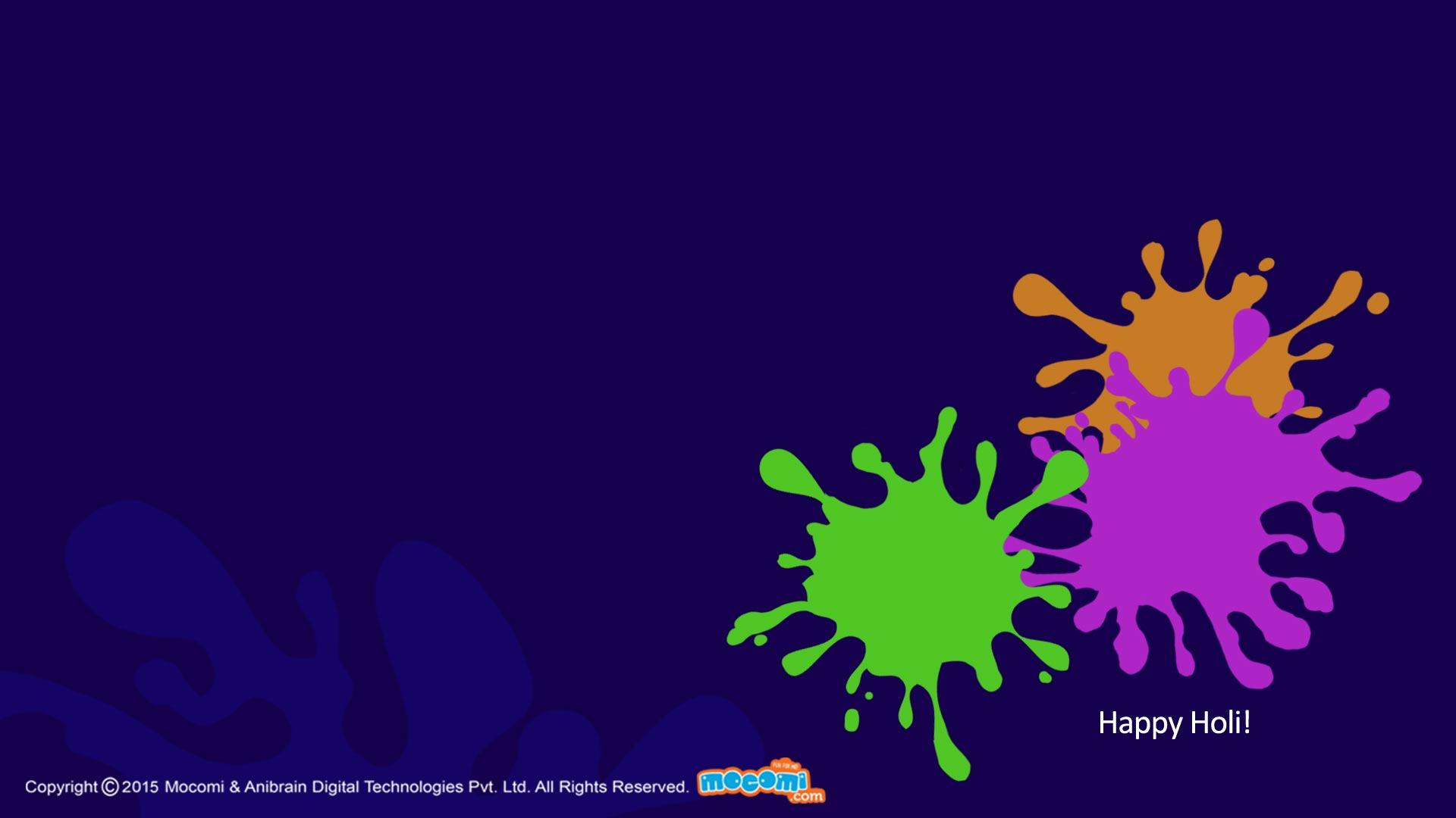Holi Colour Splash
