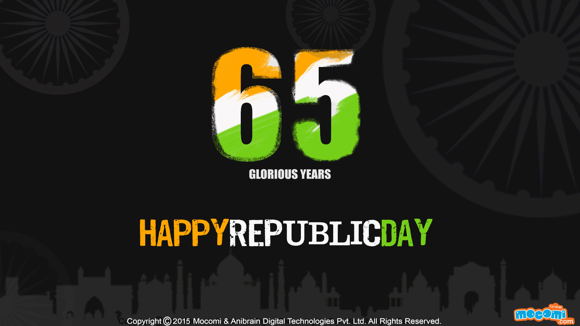 Happy Republic Day Wallpaper-1