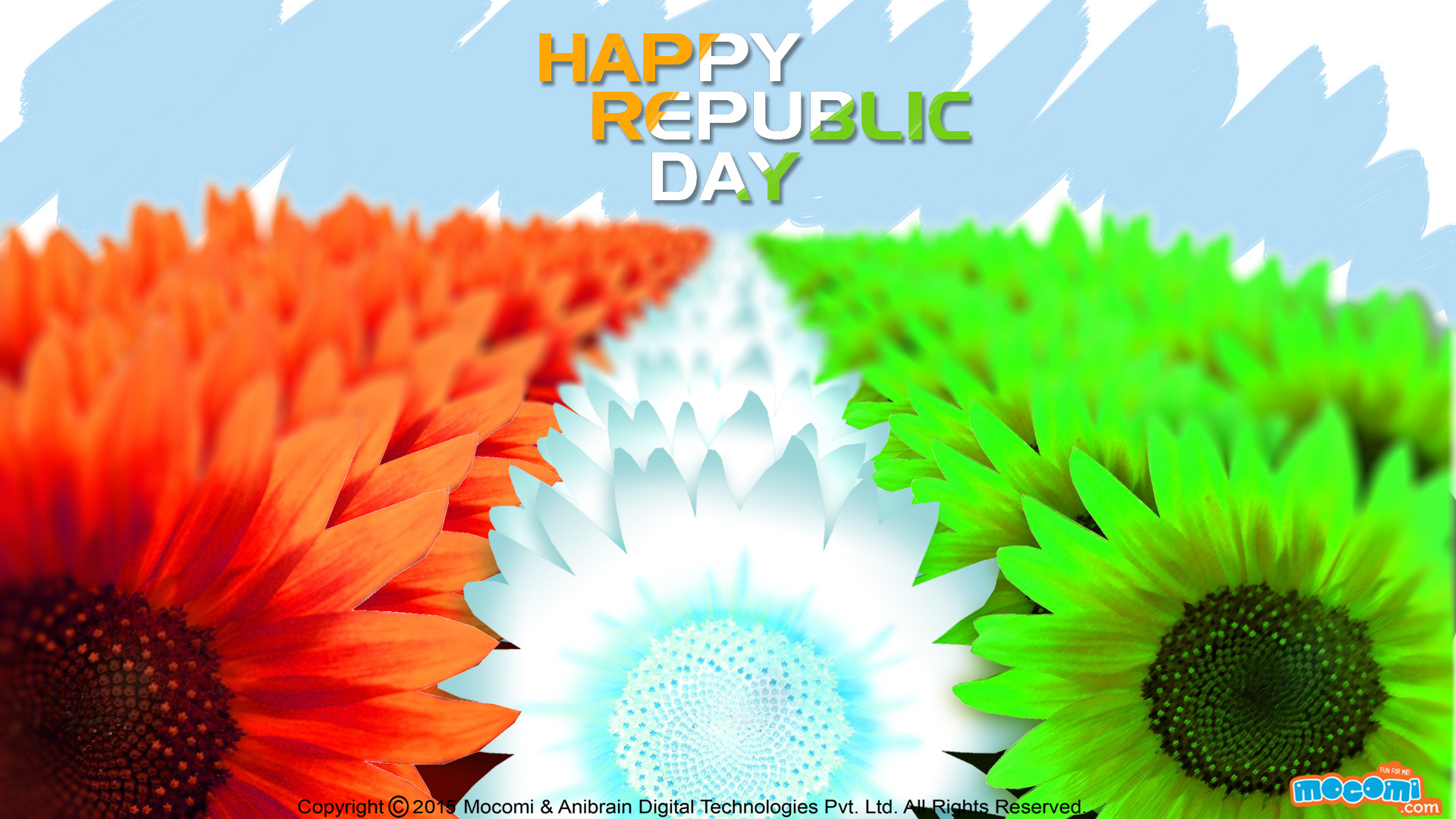 Happy Republic Day Wallpaper-2