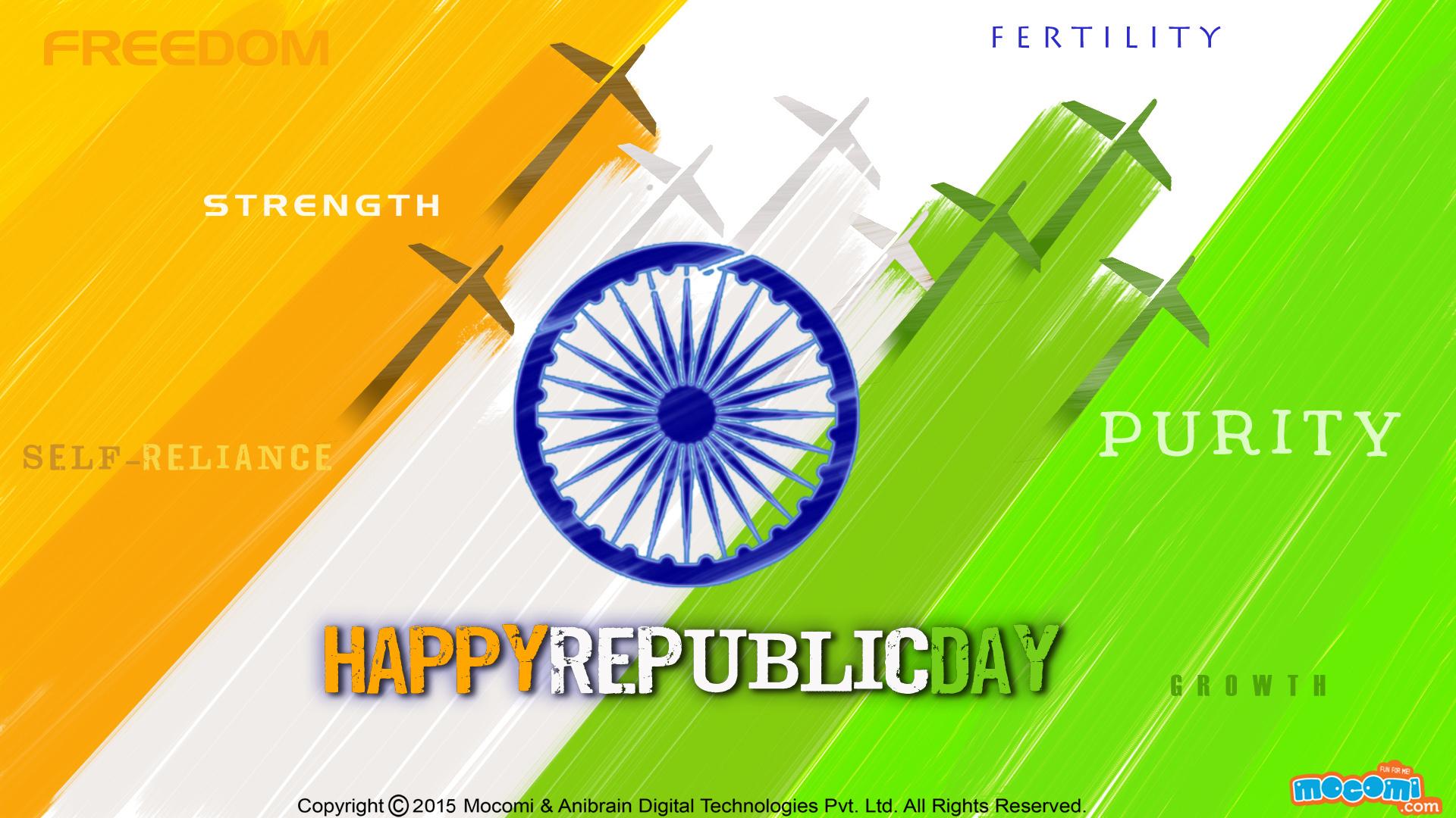 Happy Republic Day Wallpaper-5