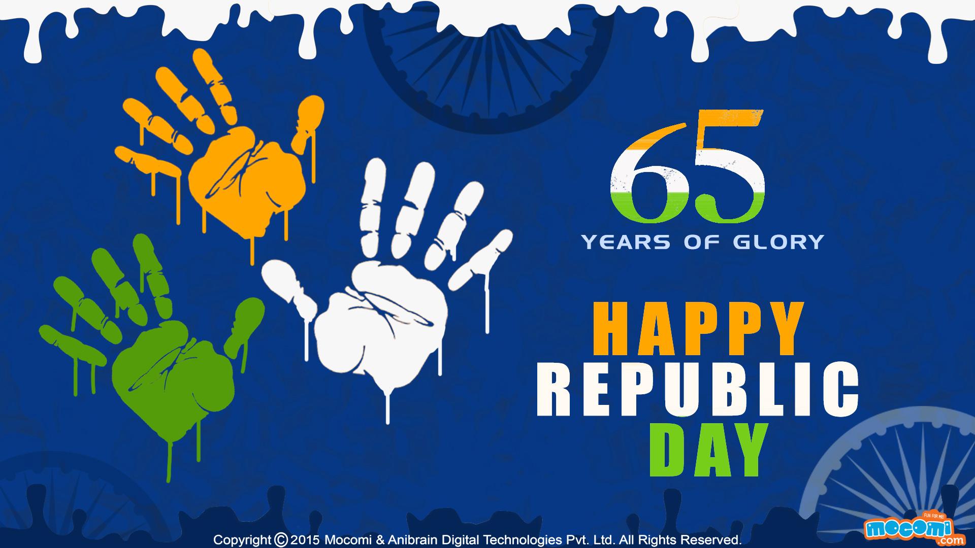Happy Republic Day Wallpaper – 6