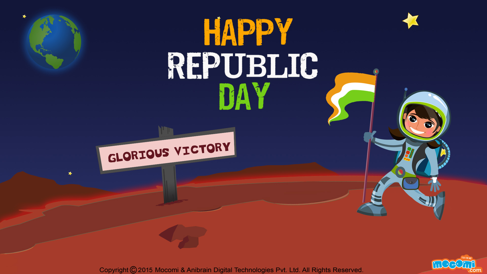 Happy Republic Day Wallpaper – 7