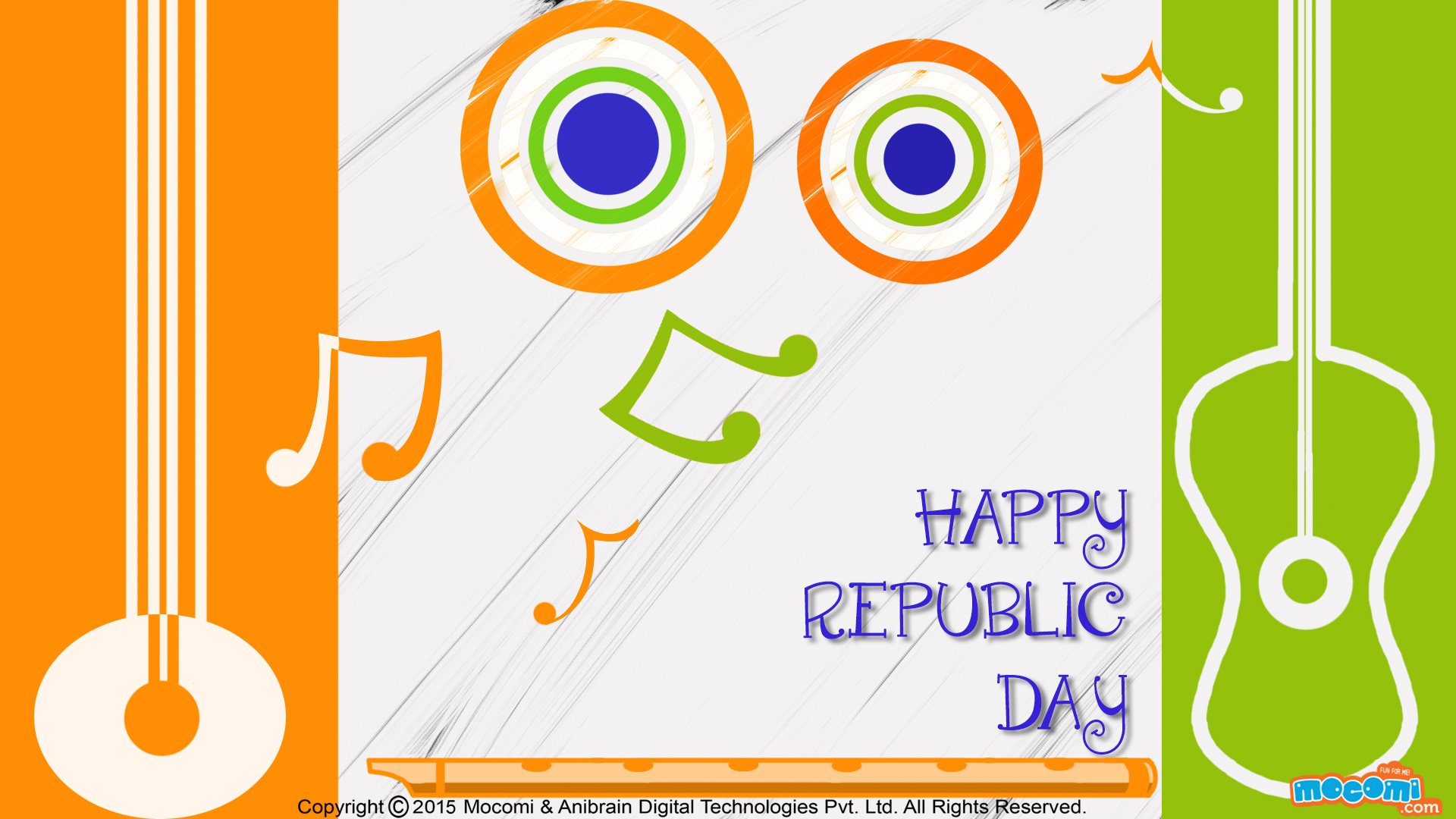 Happy Republic Day Wallpaper – 9