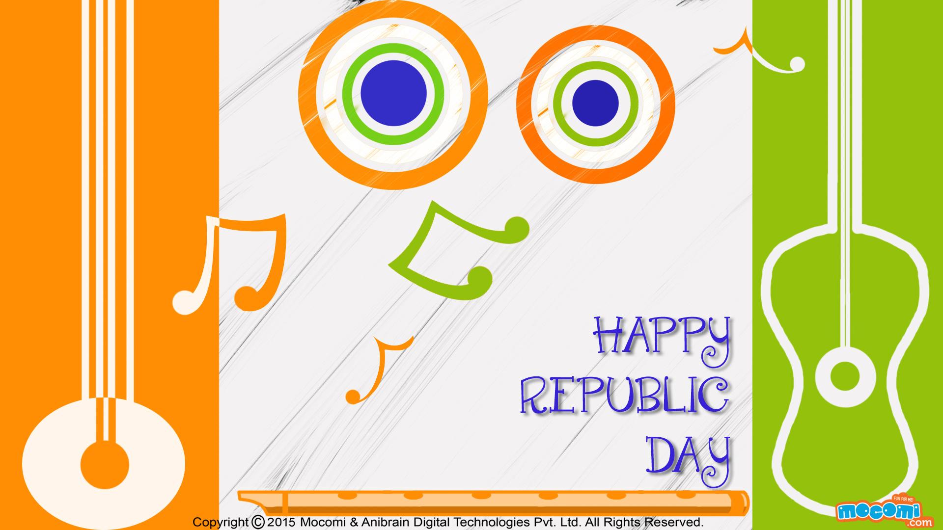 Happy Republic Day Wallpaper – 9