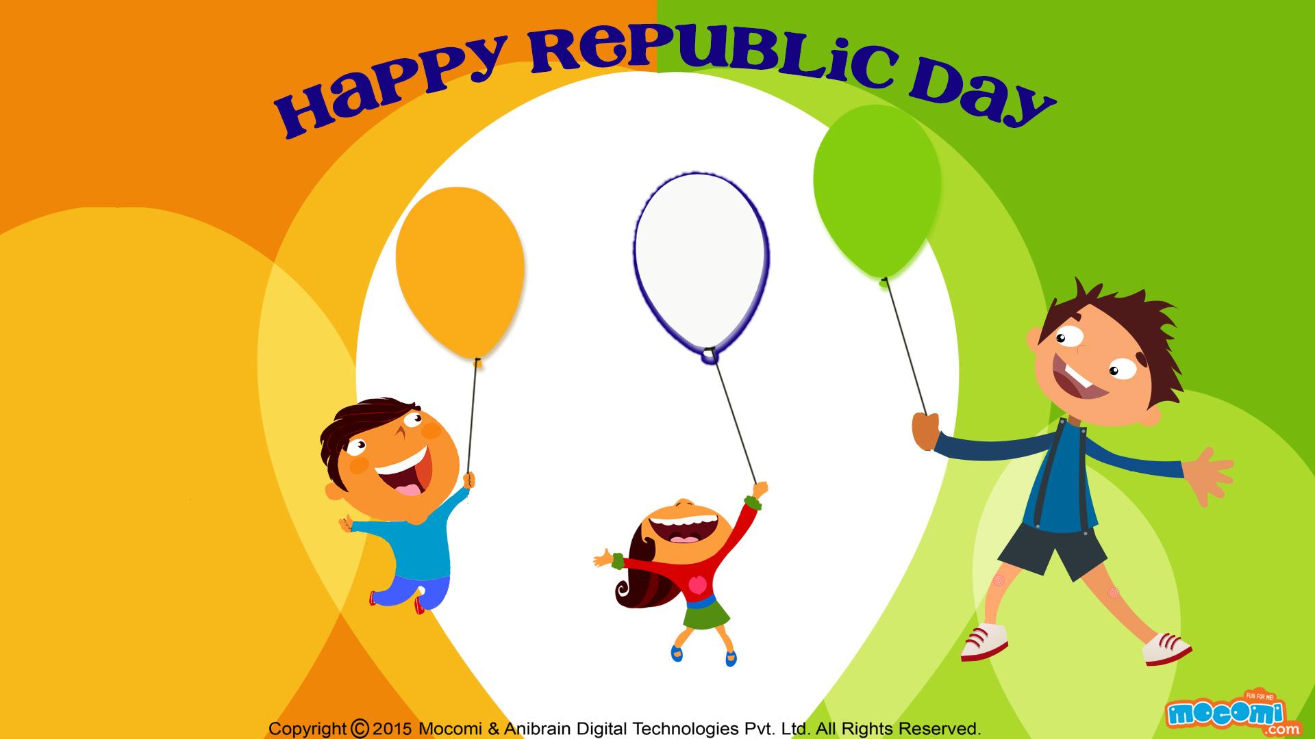 Happy Republic Day Wallpaper – 10