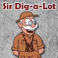 Sir Dig-a-lot - History Of the World 02