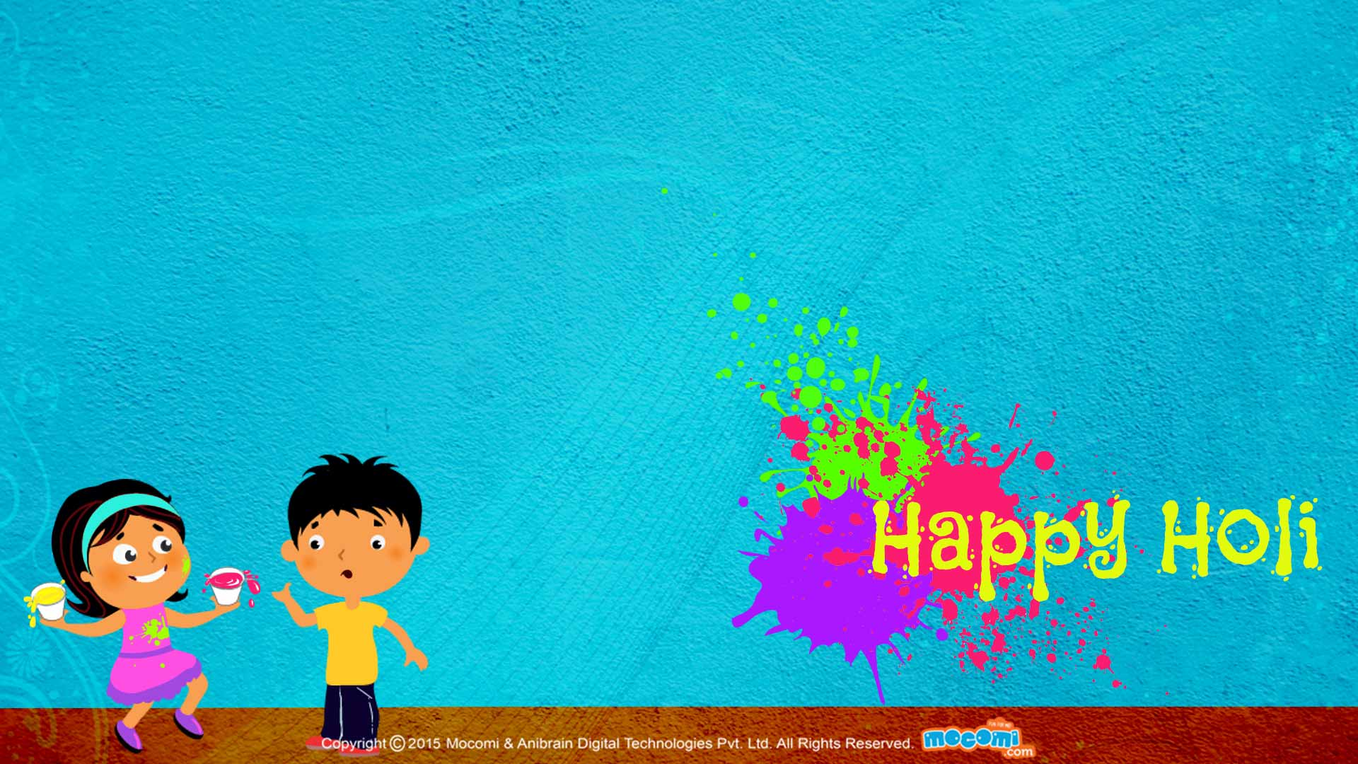 Happy Holi – 02