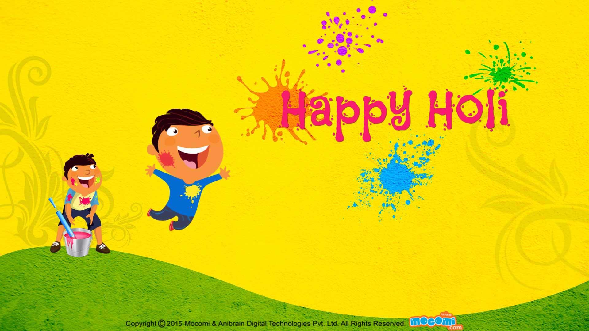 Happy Holi – 06