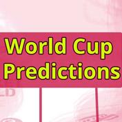 2015 Cricket World Cup Predictions