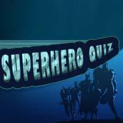 Superheroes Quiz